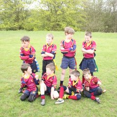 U8's Cheshire Cup at Macclesfield RUFC