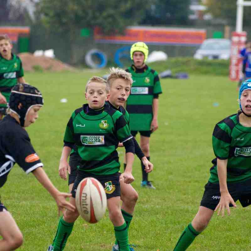 U12's vs Exeter Youth