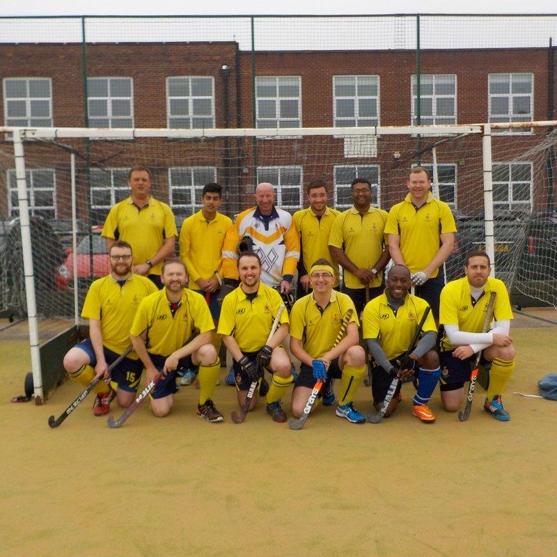 Mens 2s beat Bowdon Men's 6s 8 - 2
