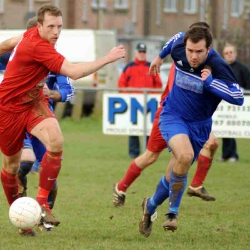 2012-01-26 - Steyning Town (home)