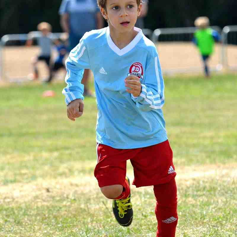 Littlehampton Town Tournament U7's 2015 - Album One.