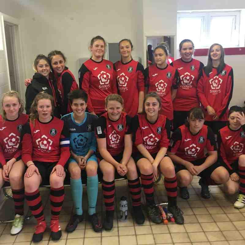 U16 League Cup Final vs Chichester