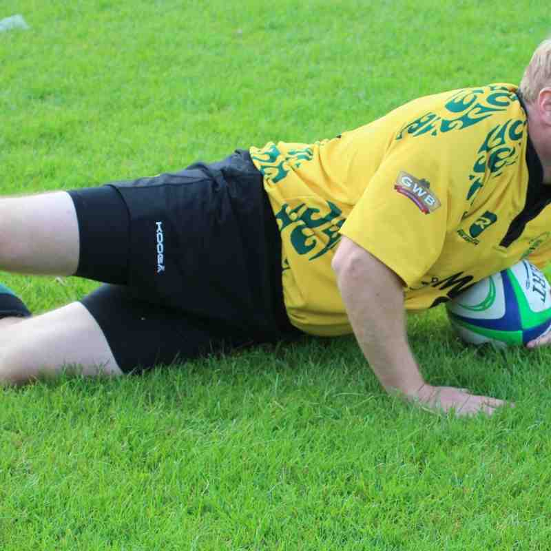 St Marys OB 2nds vs FCRFC 2nds 19/09/2015