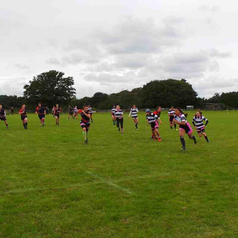 POW U15s vs Pulborough U15s