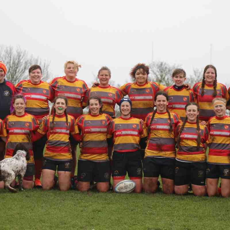 Peterborough ladies v Lutterworth (03Mar2019) - Philip Lindhurst