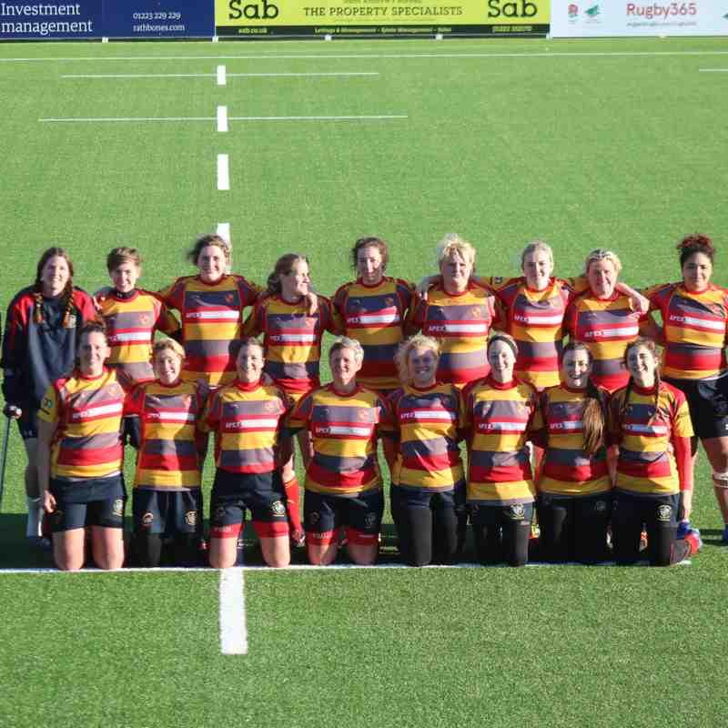 Shelford v Peterborough Ladies (17Mar19) - Philip Lindhurst