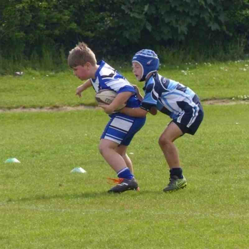 Chester Gladiators U8s v Widnes Moorfield