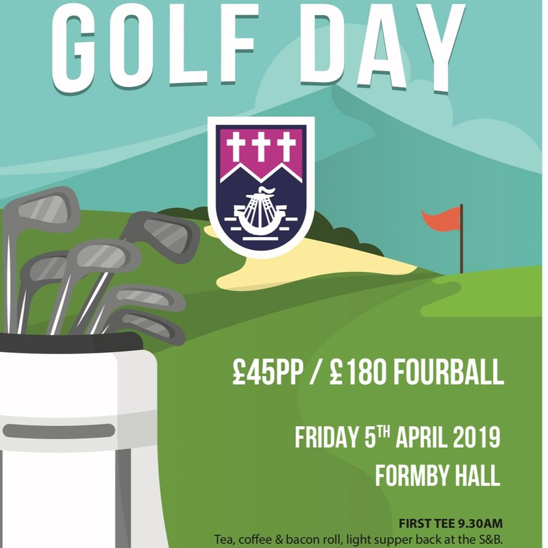 2019 Annual Cricket/Golf Day