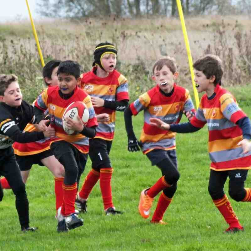 Peterborough u10s' own festival 02-Nov-14
