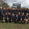 Under 14's lose to Eastleigh 34 - 14