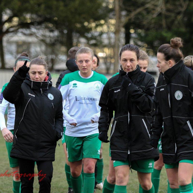 Chichester City Ladies vs MK Dons Ladies FC