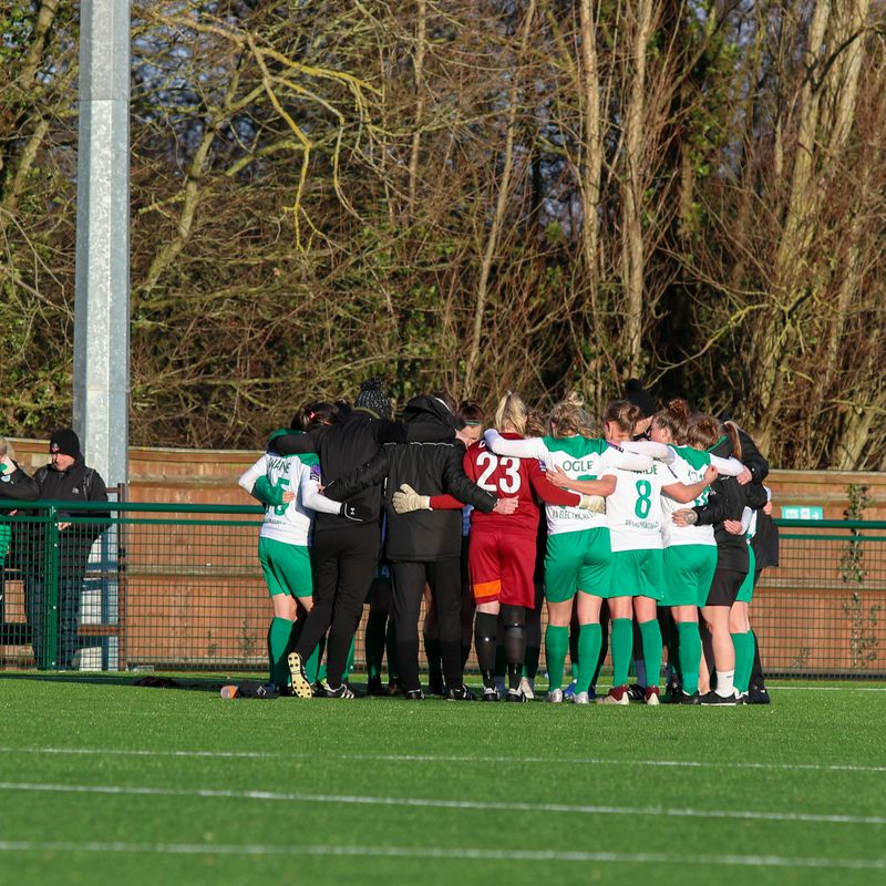 Oxford United Women vs Chichester City Ladies