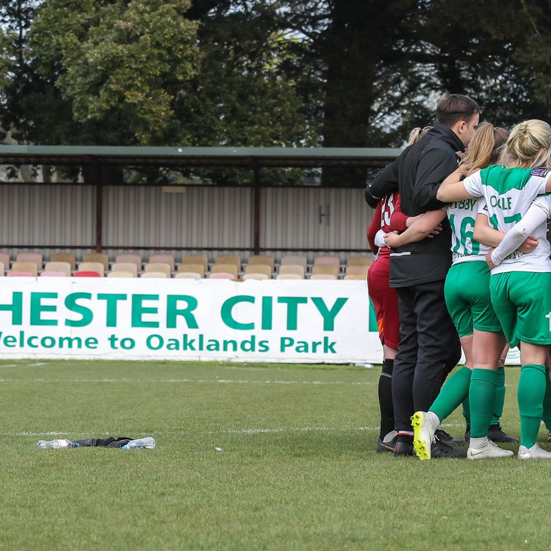Chichester City Ladies v Watford Ladies FC