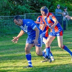 Harry Warman Semi Final against Walney 2014