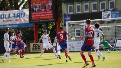 'Cheap' Goals Cost Waddock's Shots At Home