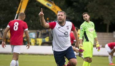 Mills Thrilled With FA Cup Win Over Salford City