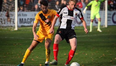 Jansen Delighted As Chorley Continue Winning