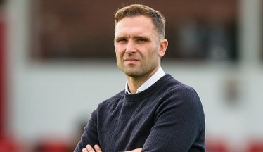 Eustace Takes Positives From Harriers Draw