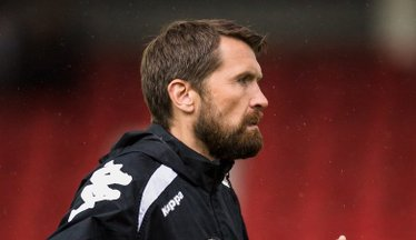 Gardiner Takes Heart From Harriers Display