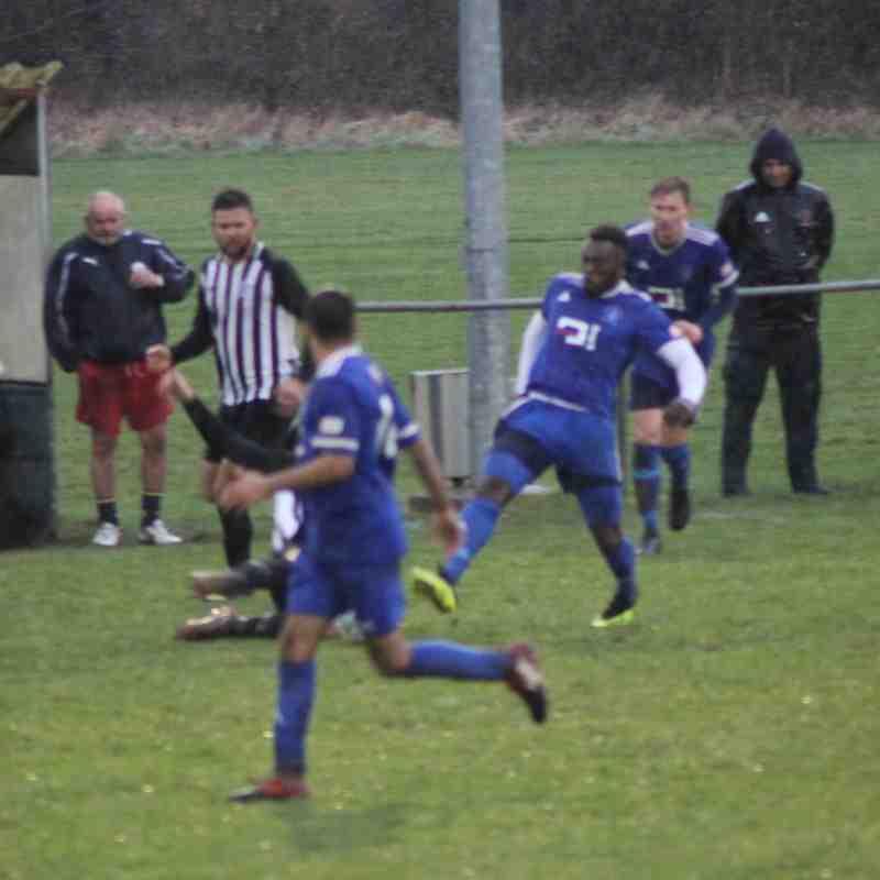 Sikh Hunters Fc v Wyrley FC