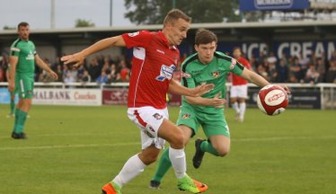 Foiled Keates: Wrexham Must Up Their Game