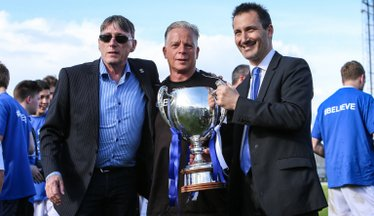 Legend Bartlett Leaves Wealdstone Dugout After 22 Years