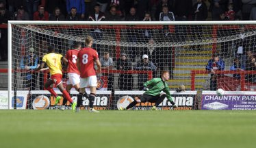 FC United Players Are Told To Play The Right Way