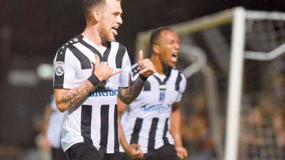 Now The Magpies' Pritchard Is Next To Secure Big EFL Move
