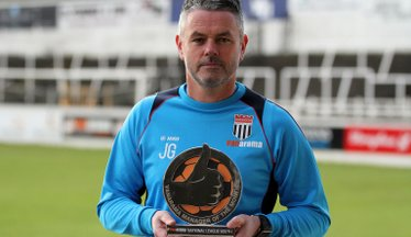 Glory For Gill As Bath City Enjoy Flying Start To 2019!