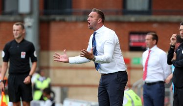 Evatt Helps Himself To New Left-Back Brough