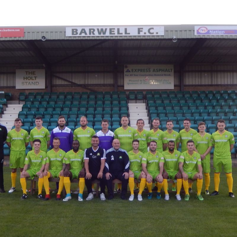 REPORT | Barwell 1-0 Lancaster City