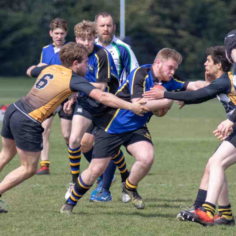 Hertford Academy v Wasp April 2019