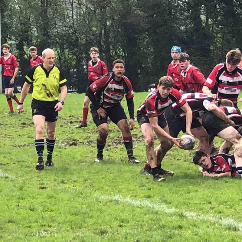 AK Junior Colts v Chester (A) - Cheshire Plate Semi Final