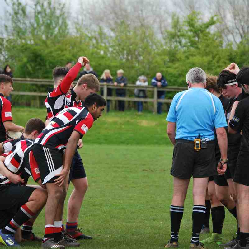 AK Junior Colts vs Birkenhead Park - Cheshire Plate Final