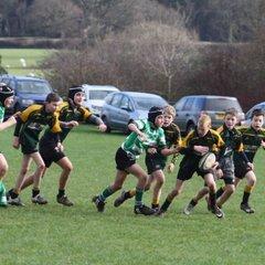 Bangor U12 v Nant Conwy U12 by Aloma Wheway