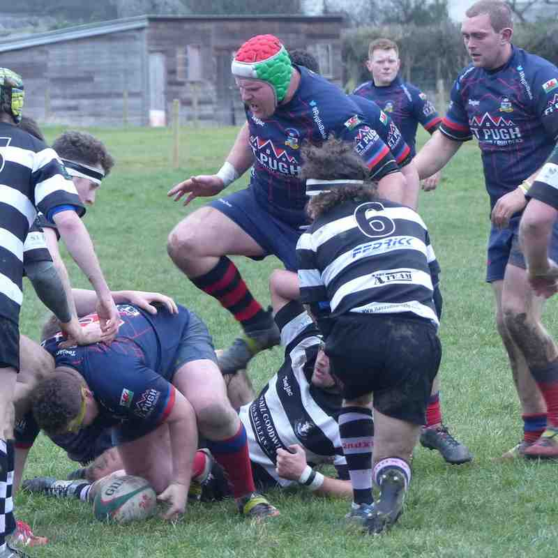 Bala 2nds v Llandudno 2nds by Gary Williams