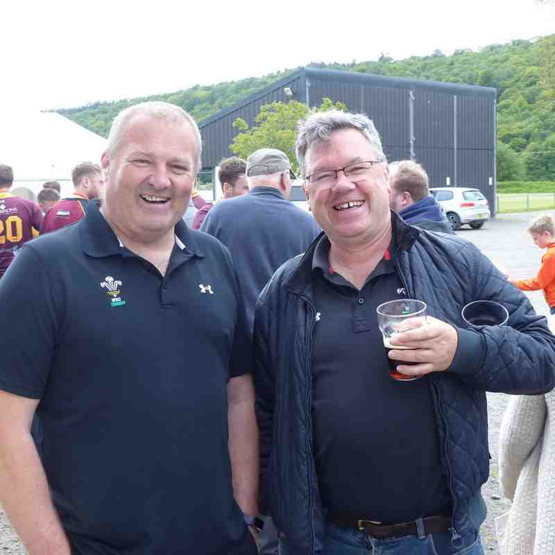Llanidloes v COBRA by Gary Williams - Mid Wales Cup Final