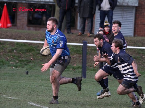 Long Eaton 1st XV vs Newark RFC.2,2,2019.
