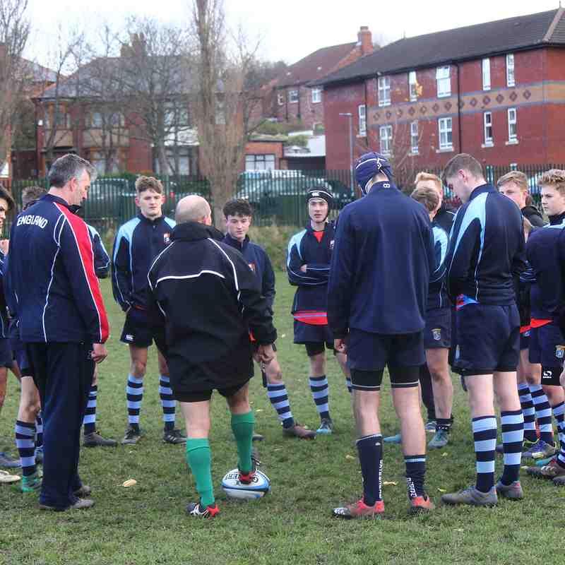 Gateshead U17 Boys v Bishop Auckland