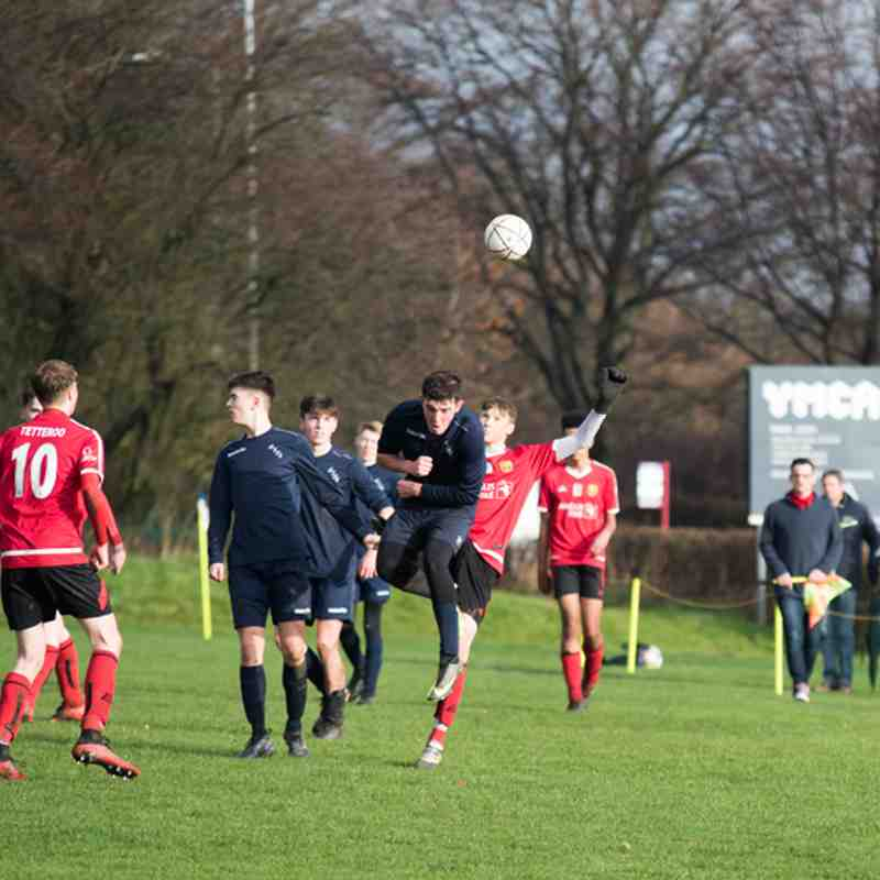 Lawnswood v Silsden