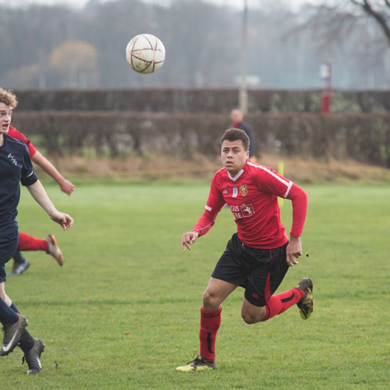 8-1 win takes Silsden Feyenoord to U17 Cup Final