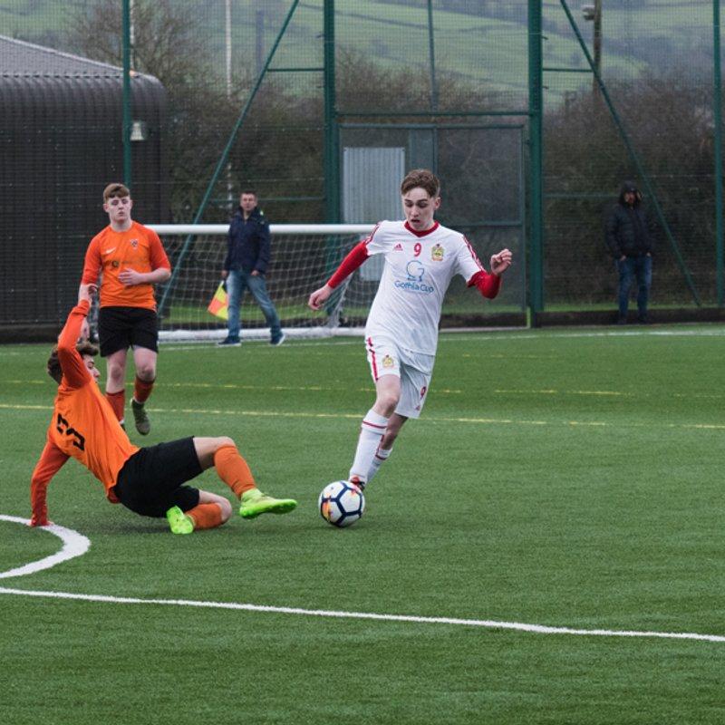 3-6 away win takes Silsden Feyenoord to U18 Styan Cup Quarter Final
