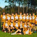 Farnborough  vs. Tadley Tigers U15s