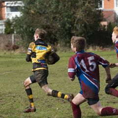 U13s vs Camp Hill 11 March 2018