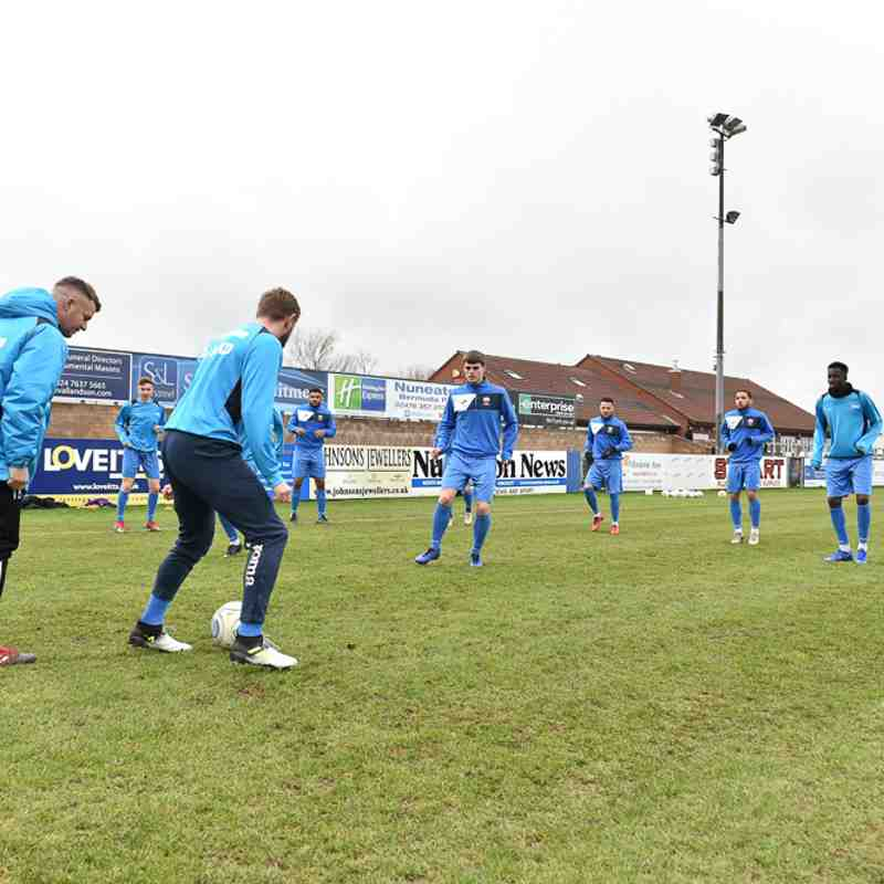 Nuneaton Borough vs Ashton United (26/01/2019)