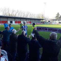 FC United of Manchester 0-4 Nuneaton Borough (30/03/2019)