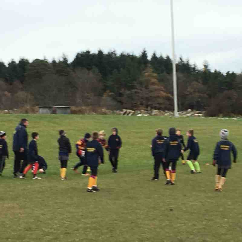 Deeside Minis Training - 25 November 2017