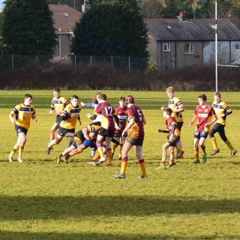 Deeside (A) U15 vs Dundee (H) 04-02-18