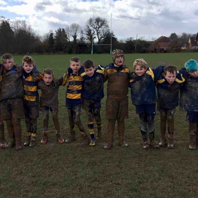 U10 Sussex Festival Uckfield March 2019