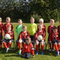 Magherafelt Sky Blue Jets 1 - 1 Carniny Amateur and Youth FC